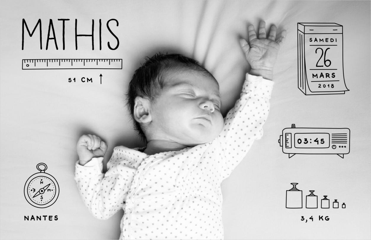 En commun Idées de pose pour les photos de votre faire-part de naissance #UJ_31